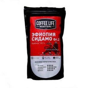 Кофе Эфиопия Сидамо
