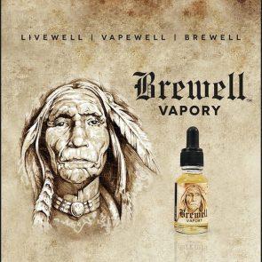 Жидкость Brewell Vapory