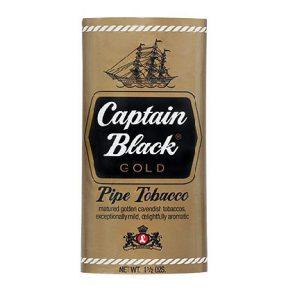 Трубочный табак Captain Black Gold