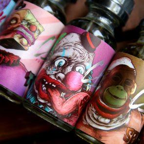 Жидкость Clown