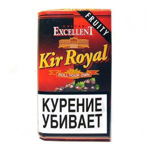 Сигаретный табак Excellent Kir Royal