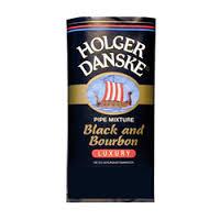 Трубочный табак Holger Danske Black & Bourbon