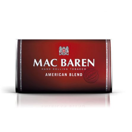 "Сигаретный табак Mac Baren ""American Blend"""
