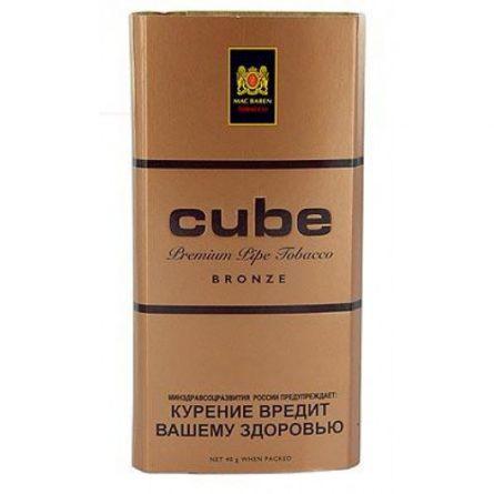 """Трубочный табак Mac Baren """"Cube Bronze"""""""