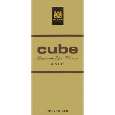 """Трубочный табак Mac Baren """"Cube Gold"""""""