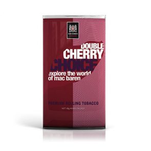 "Сигаретный табак Mac Baren ""Double Cherry Choice"""