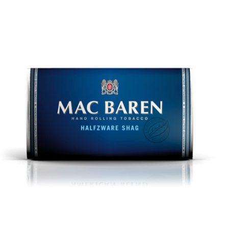 "Сигаретный табак Mac Baren ""Halfzware Shag"""