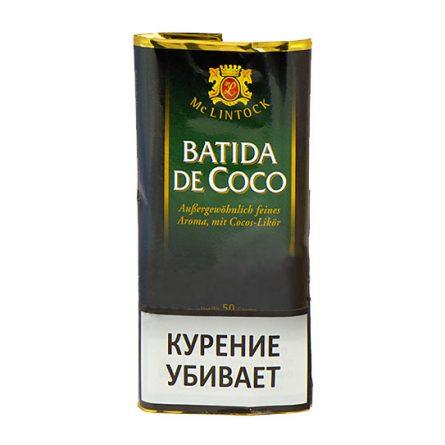 Трубочный табак Mc Lintock Batida de Coco