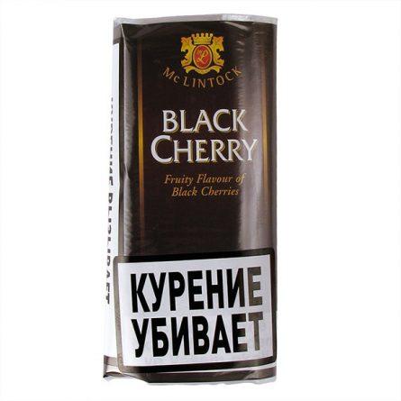 Трубочный табак Mc Lintock Black Cherry