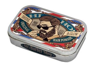 Бриолин для волос 50's Barber Shop- Vintage