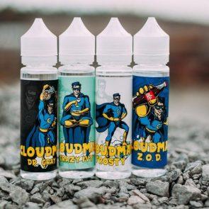 Жидкость Cloudman