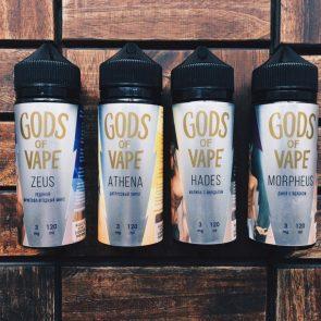 Жидкость Gods of vape