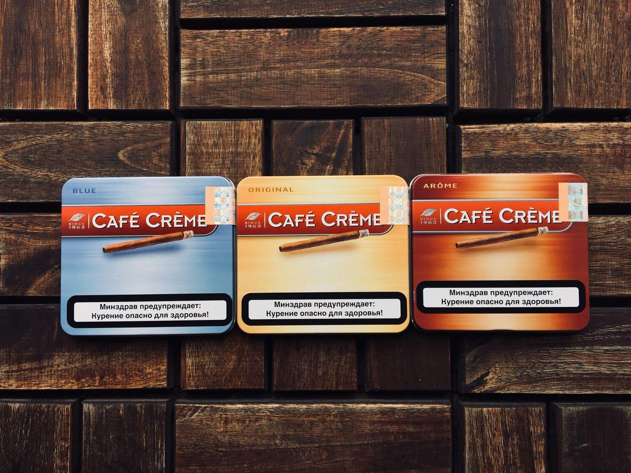 сигареты cafe creme купить