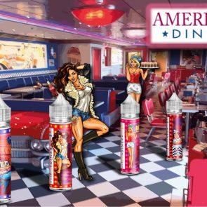 Жидкость American Diner