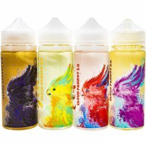 Жидкость Cloud Parrot 2.0