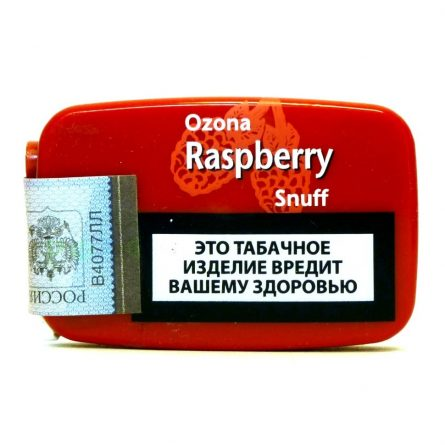 rasberry snuff