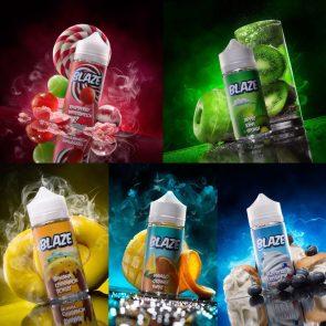 Жидкость BLAZE