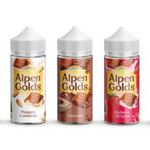 Жидкость Alpen Golds