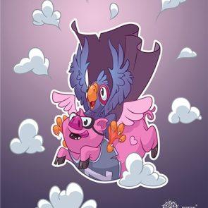 Жидкость Cloud Pig